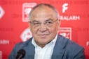 Magath back in football as an official