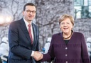 Merkel invites Morawiecki to talk