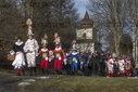 Slavic carnival, masks, mask, colours