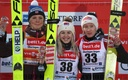 Ski jumping ladies: World Cup