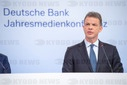 Annual press conference of Deutsche Bank AG 2020.