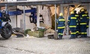Examination after gas explosion in Lienen