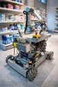 Research team wants to develop robots for retail trade