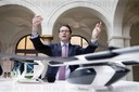 Transport Minister Scheuer on speed limit and drones in Berlin