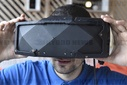 a high-resolution virtual reality headset, company VRgineers, Marek Polcak