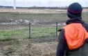 Wild boar fence dismantled by activists