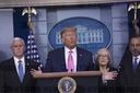 Trump Holds Press Conference on Coronavirus