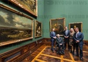 Ceremony for the reopening of the Old Masters Picture Gallery