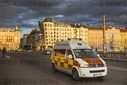 ambulance, car, nonstopmedic, healthcare, Dancing House (Ginger and Fred),