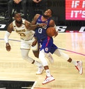 NBA CLIPPERS LAKERS