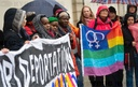 Hearing on the asylum application of a lesbian woman from Uganda