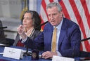 Mayor Bill de Blasio Roundtable on the COVID-19 Epidemic