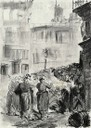 The Barricade, Scene from the Commune of Paris (La barricade, scéne de la Commune de Paris).