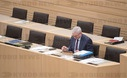 Landtag session without the Greens