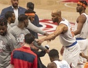 Knicks v. Wizards