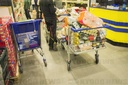 Makro, shop, shopping, trolley