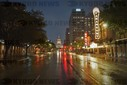 Downtown Austin Texas shuts down due to COVID 19 concerns.