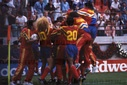 Soccer World Cup 1990 - Germany - Colombia 1: 1,.