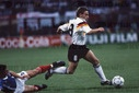 Soccer World Cup 1990 - Germany - Yugoslavia 4: 1 (2: 0),.