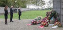 Commemoration of the 75th anniversary of the liberation of Neuengamme concentration camp