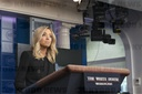 Kayleigh McEnany First Press Briefing