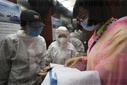 CHINA WUHAN MASSIVE CORONAVIRUS TEST