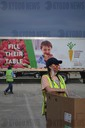 Central Texas Food Bank feeds thousands during Covid-19 crisis.