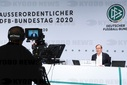 98th (Extraordinary) Bundestag of the DFB. Dr ...