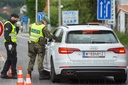All crossings on Czech borders with Austria and Germany are reopen, Dolni Dvoriste