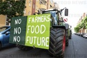 Farmers demonstrate against environmental requirements