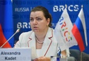Meeting of the Heads of Tax Authorities of the BRICS Countries. Day two