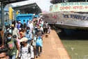 People travel to their villages amid coronavirus concerns in Dhaka, Bangladesh - 1 Jun 2020