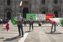 Right Parties celebrate the Republic Day in Milan, Italy - 2 May 2020