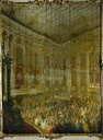 Wedding concert for Emperor Joseph II and Isabella of Parma; serenade in the Redoutensaal in Vienna's Imperial Palace,