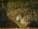 Wedding concert in 1760 for Joseph II and Isabella of Parma.
