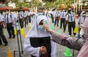 Malaysia Secondary schools reopen