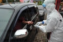 Indonesia: Free rapid test to public  in Medan