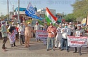 India: Protest against Chinese attack