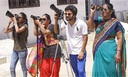 India: Viewing of Annual Solar Esclipse