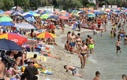 COVID-19: RECOVERY: Crowded Beach in Italy