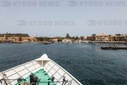 Goree island in Senegal