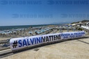 Salvini Visits Italy's COVID-19 Red Zone