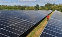 Solar park goes into operation