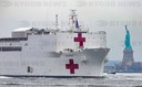COVID-19: USNS Comfort Hospital Ship Deployment