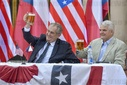 Milos Zeman, Stephen King, beer