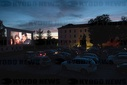 Drive-in cinema in Ptuj, Slovenia - 03 Jul 2020