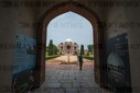 World famous monument reopens in New Delhi, India - 6 Jul 2020