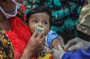 Indonesian Immunization health services was reopened
