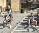CYCLING AG2R TRAINING VAUJANY