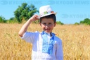 UKR: Boy in national Ukrainian clothes